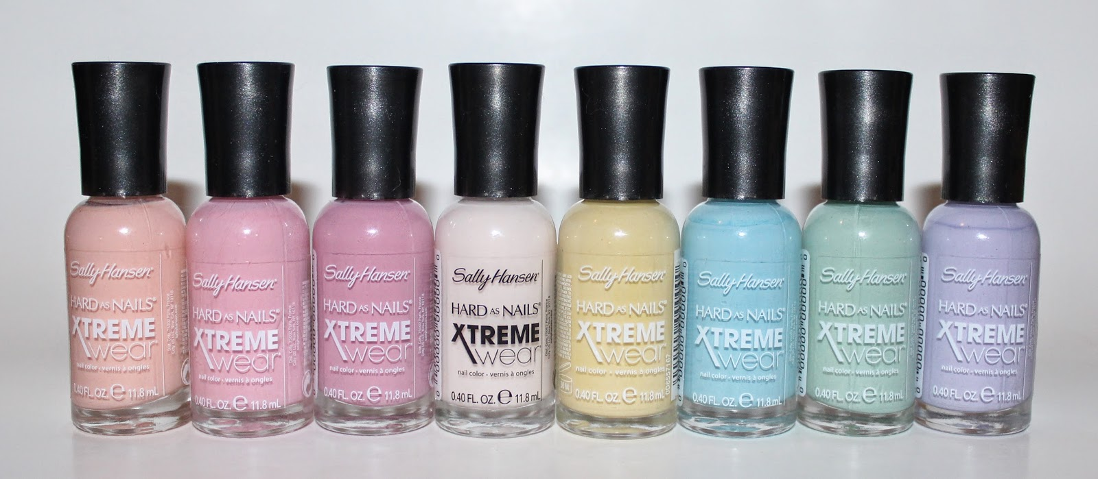 Sally Hansen Xtreme Wear Sea Bloom Collection