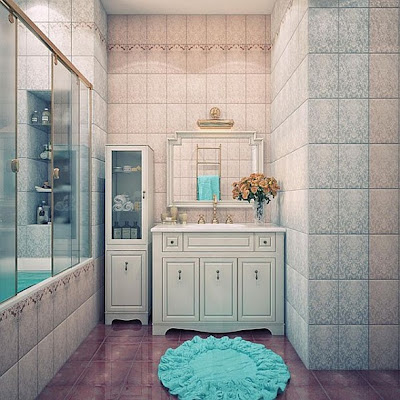Vintage home ba os cl sicos y modernos - Banos clasicos ...
