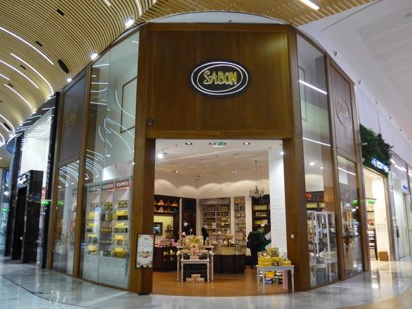 My life with sabon between new york tokyo tel aviv sabon paris centr - Centre commercial aeroville ...