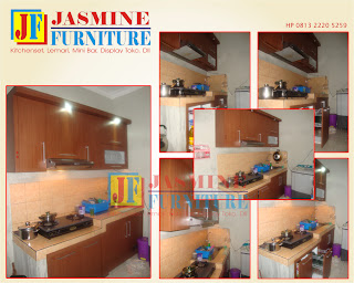 Kitchen Set Minimalis Murah Berkualitas