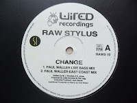 Raw Stylus – Change (VLS) (1996)