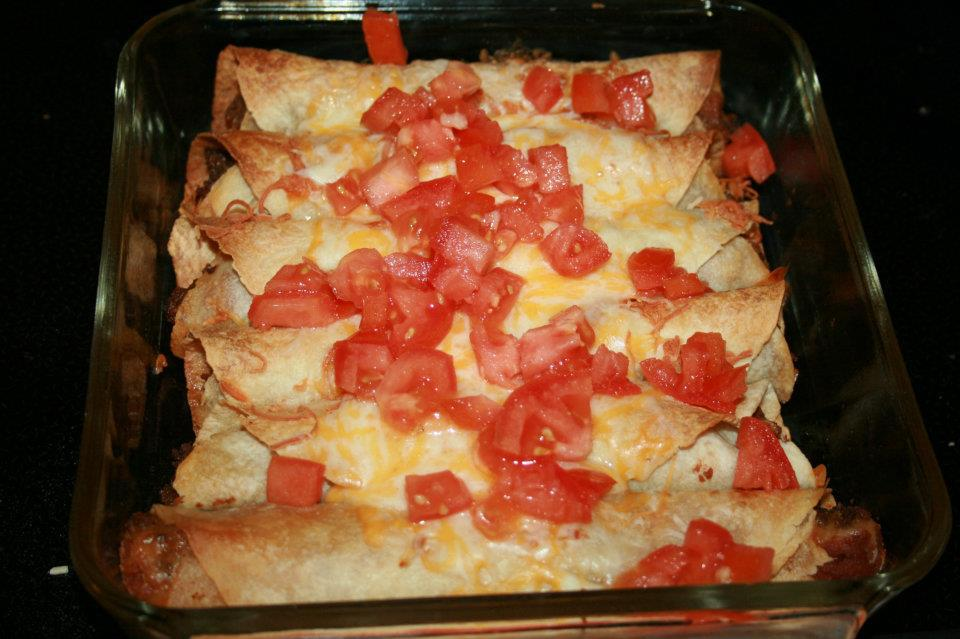 ... shredded beef flautas ¾ lb roast beef cooked well and shredded i