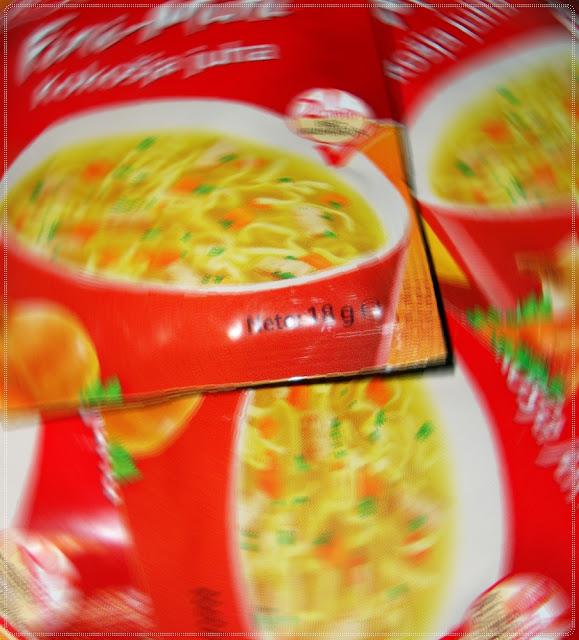 pileca juha iz vrecice