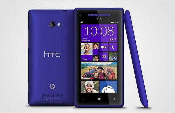 HTC Windows Phone 8X Windows Mobile smartphone Specification
