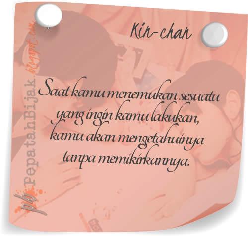 Kutipan Drama Quote Itazura na Kiss Love in Tokyo