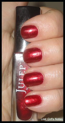 julep maven classic with a twist nicole nail polish review