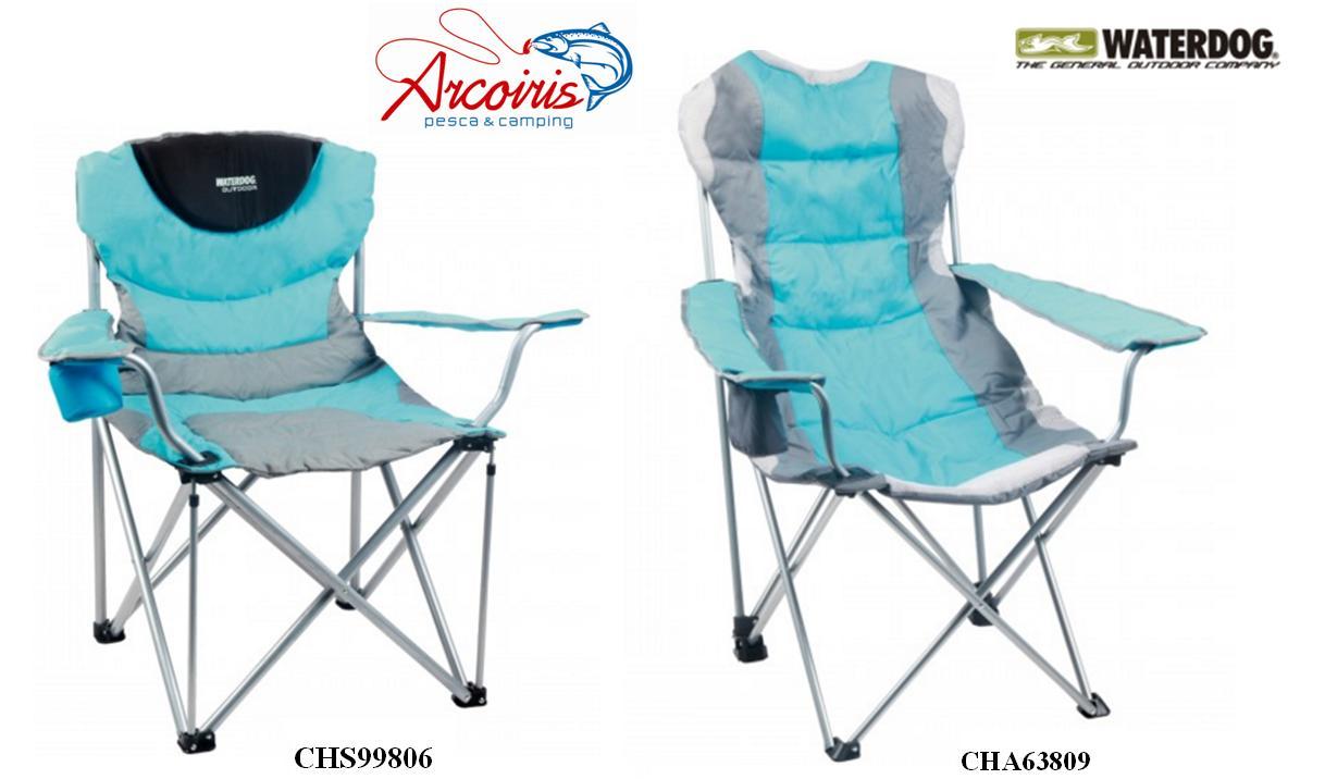 Muebles para camping arcoiris pesca y camping for Muebles camping