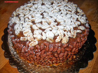 torta ciocco cereali