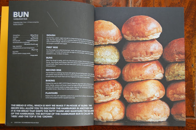 Make your own hamburger buns. BLEND make all theirs in-house.