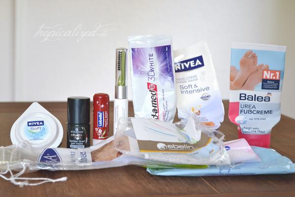 Aufgebrauchte Kosmetik August September 2012 Teil 2