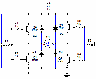 h bridge circuit expert circuits
