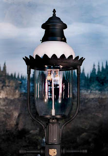 outdoor gas lighting