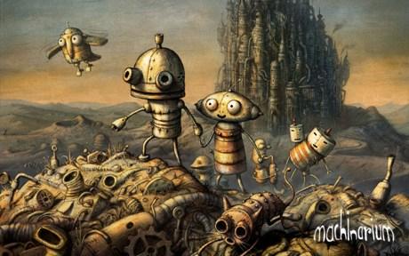 Machinarium - Los mejores robots del mundo de los videojuegos (I)