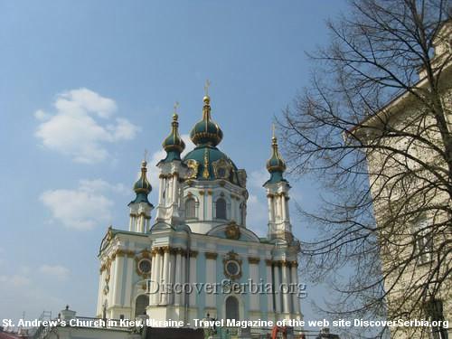 Andrejevska crkva