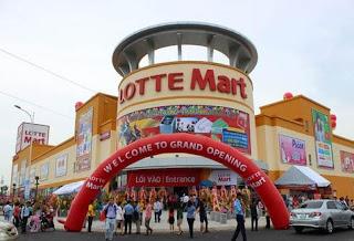 Lowongan Kerja Lotte Mart Terbaru
