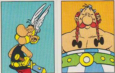 Asterix-bloggaus