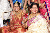Kavitha Daughter Marriage Photos Gallery-thumbnail-17