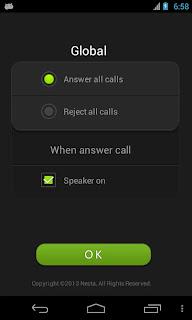 Air Call-Accept v1.9 APK Air Call Accept2