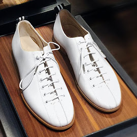 Rag and Bone Alley Leather Oxfords.