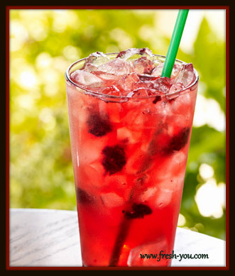 passion fruit tea starbucks why are fruits healthy