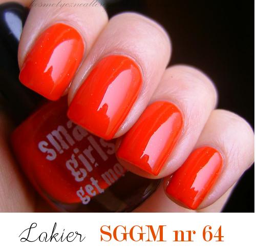 NOTD: Pomarańcza