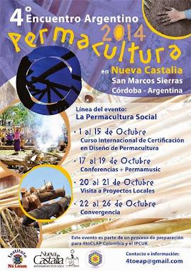 4 Encuentro Argentino de Permacultura 2014