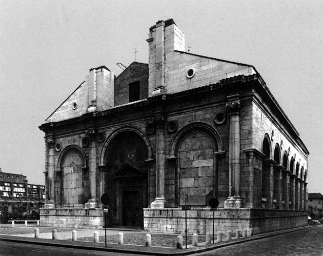 L 39 architettura del quattrocento cinquecento e seicento for Architettura classica