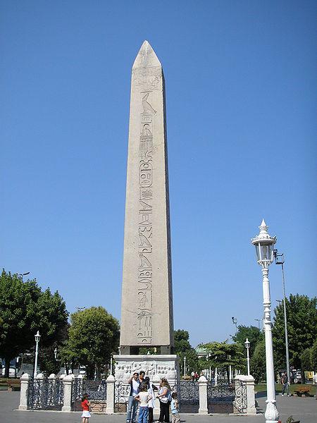 Byzantine Military: Obelisk of Theodosius