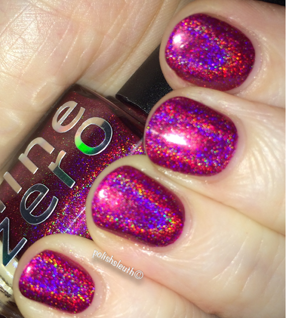 Nine Zero Lacquer's Candy Apple