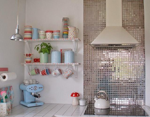 Blog de reformas 3 0 cocinas con mosaicos - Panel decorativo cocina ...