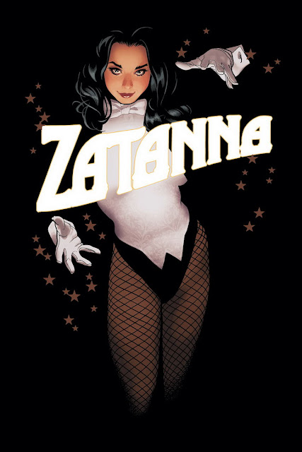Zatanna by Adam Hughes