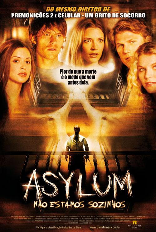 Asylum: Não Estamos Sozinhos Dublado