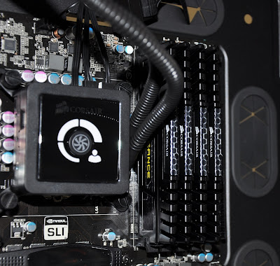 How to Install Hydro Series H100 Extreme Performance Liquid CPU Cooler picture 17