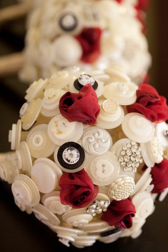 Dare to be Different Unique Wedding Bouquets