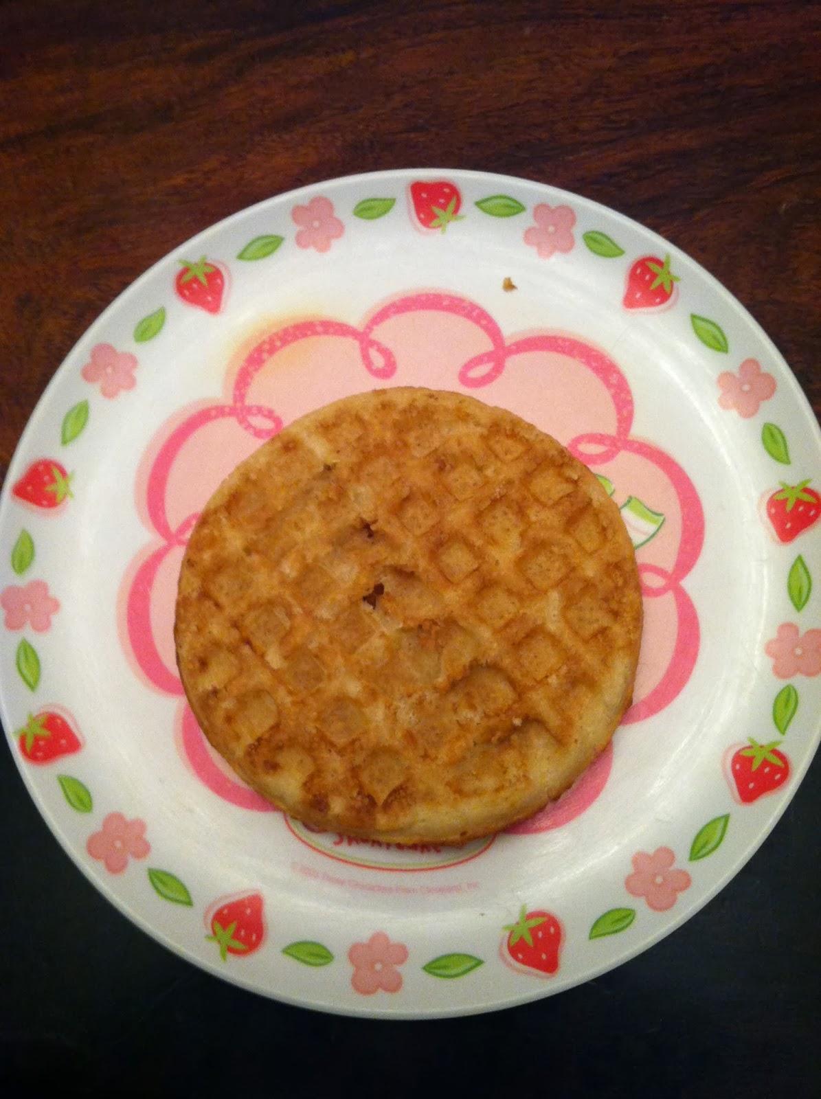 how to make eggo waffles taste better