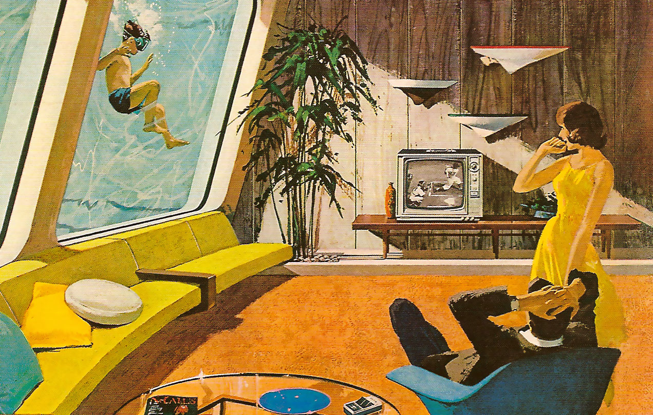 Retropedia   A Look At Style And Design Through Time: Atomic Age Design    Beauty And The Bomb