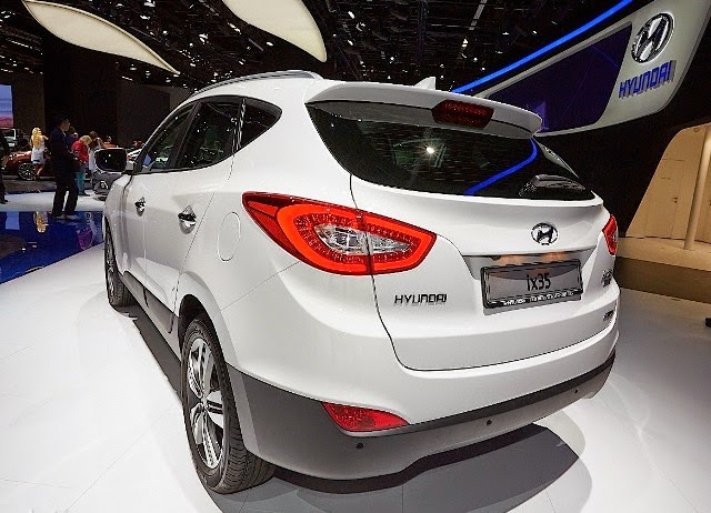 Novo Hyundai Ix35 2014