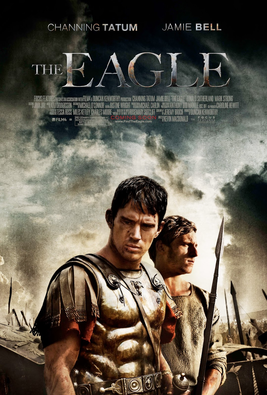 The Eagle (2011) tainies online oipeirates