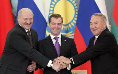 la proxima guerra union euroasitica eurasia rusia Kazajstan Bielorrusia