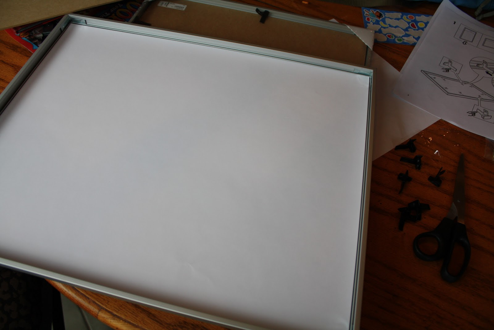 ikea stromby frame instructions