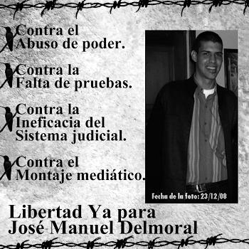 Justicia para jose delMoral