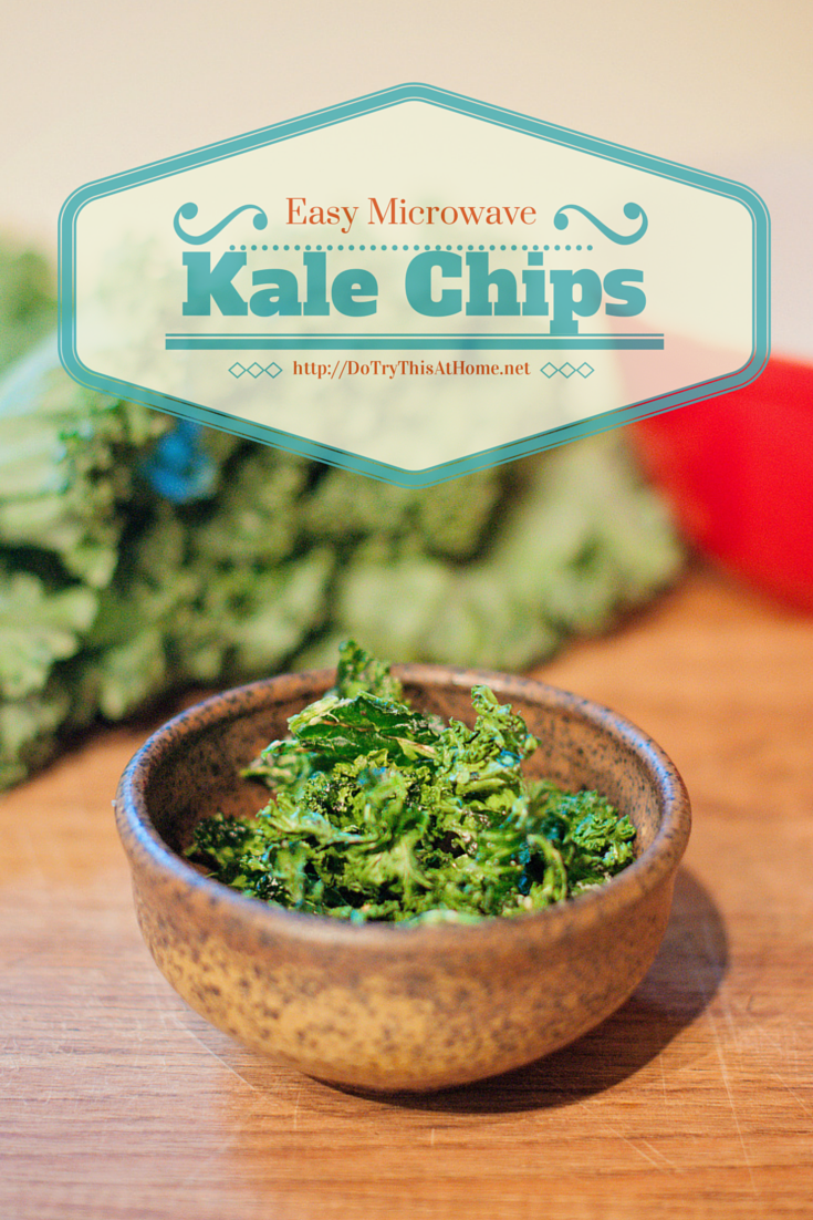 Npr Had This Great Show On How To Make Super Easy Kale Chips That You Don T Even Have Pay 6 For A Two Ounce Bag