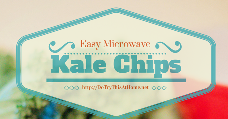 Bad News Folks Kale Is Still Good For You How To Make Super Easy Yummy Chips Do Try This At Home