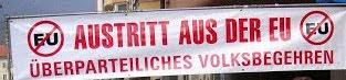 Warum EU-Austritt?
