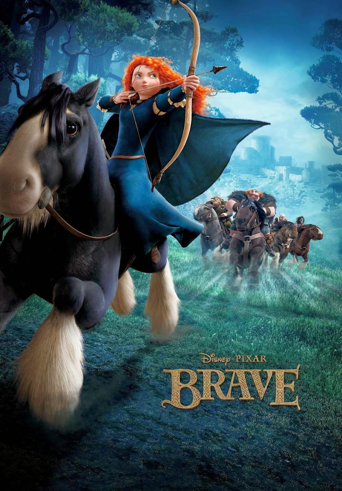 Brave (2012) BluRay 720p