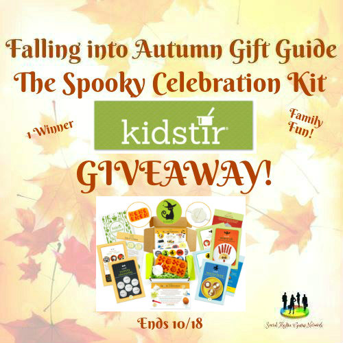 Spooky Celebration Giveaway