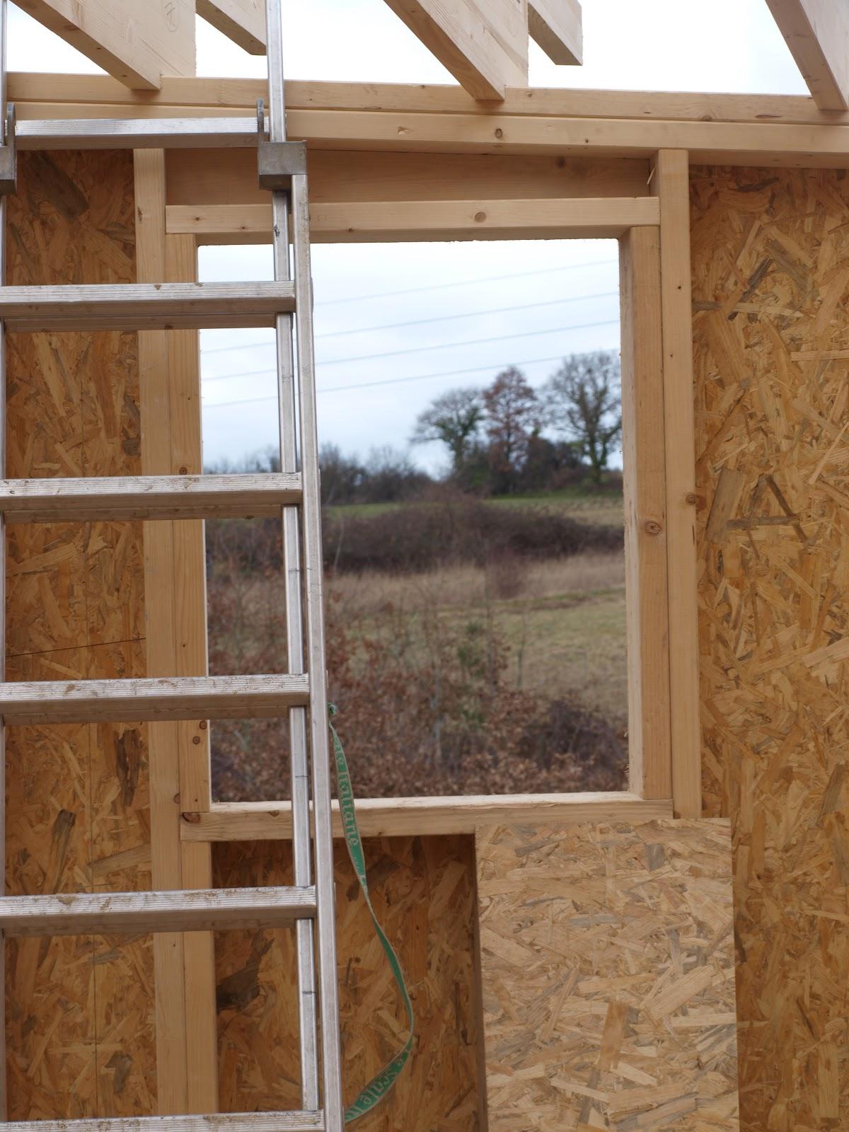 KnockonWood ! Ossature bois  charpente toiture et toitureterrasse