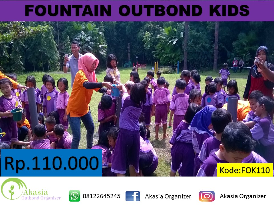 Fountain Outbond Kids