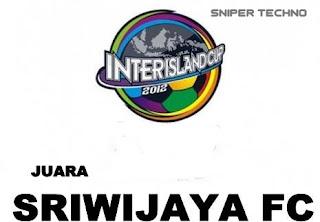 Sriwijaya FC Juara Inter Island Cup 2012