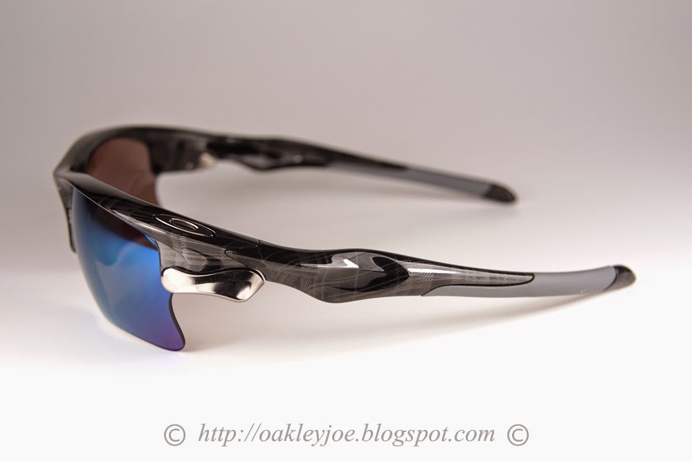 Oakley Fast Jacket Polarized Lenses